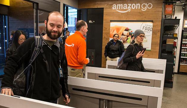 W Wietrznym Mieście uruchomiono drugi sklep Amazon Go