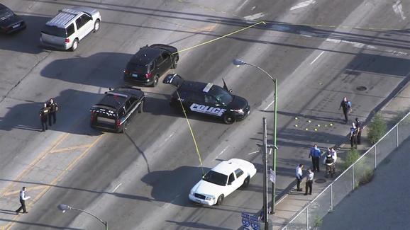 Policjant z Cicero postrzelony podczas próby zatrzymania skradzionego samochodu