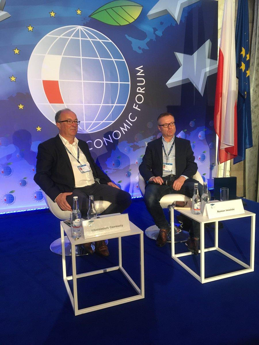 """Zakończyło się XXVIII Forum Ekonomiczne w Krynicy. """"Ważne były spotkania dotyczące przyszłości Europy"""""""