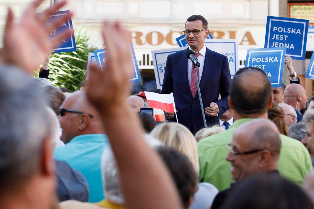 W co wierzy premier Morawiecki?