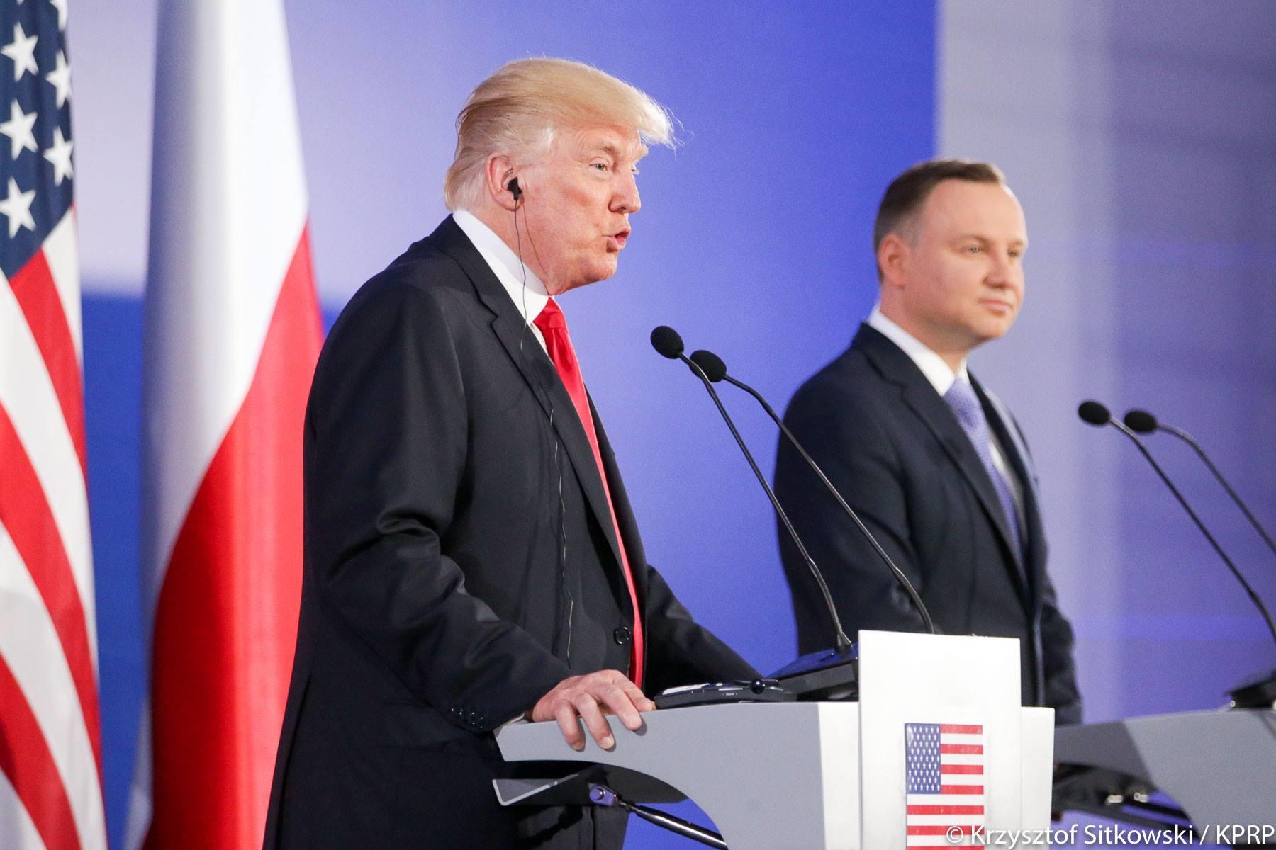 Nie tylko Donald Trump, ale i wiceprezydent USA i sekretarz stanu będą rozmówcami prezydenta Andrzeja Dudy w Białym Domu