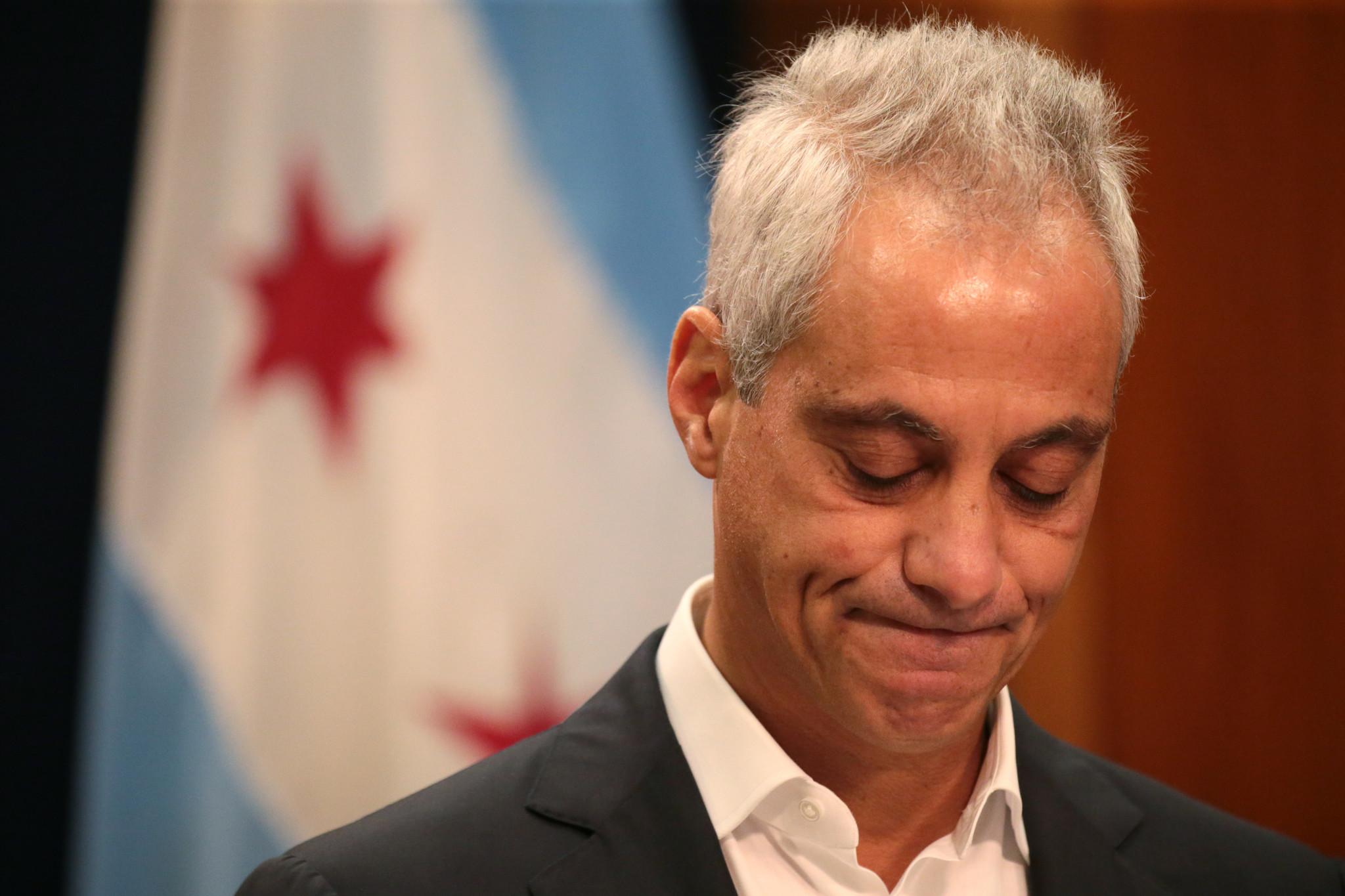 Kandydaci na burmistrza Chicago komentują decyzję Rahma Emanuela