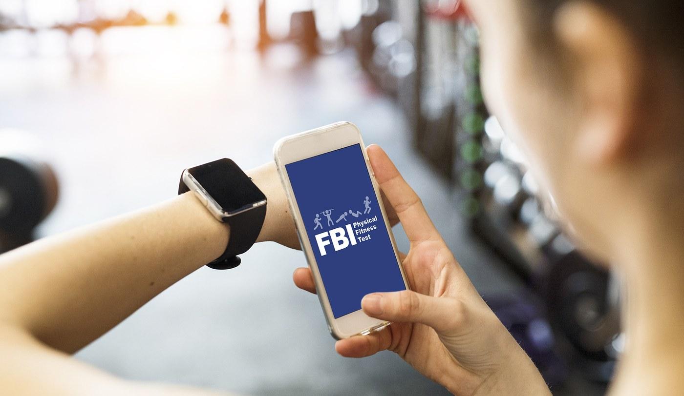Udostępniono aplikację sprawnościową dla kandydatów do FBI