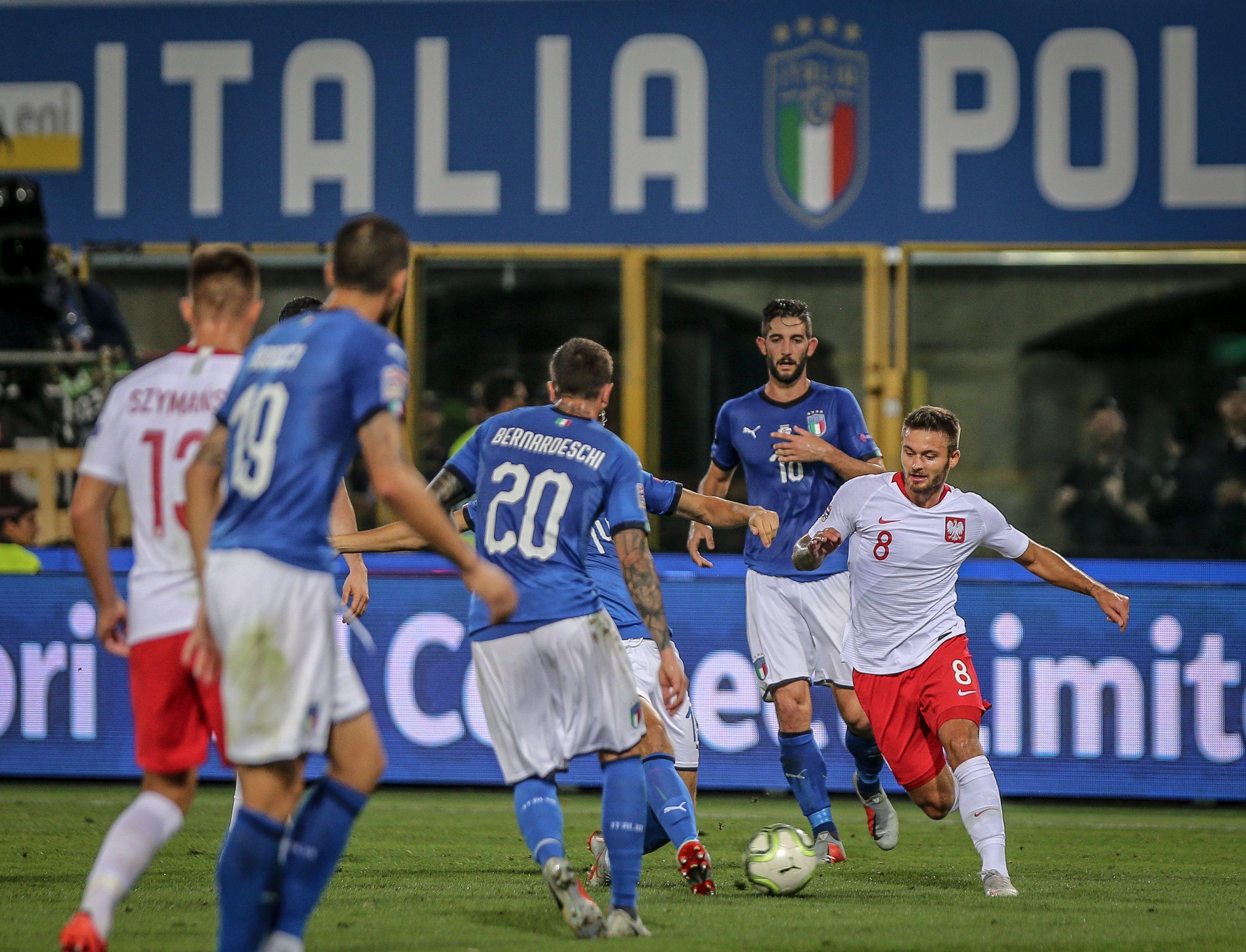 Włochy – Polska 1:1. Mogło być nawet lepiej, ale jeden kosztowny błąd