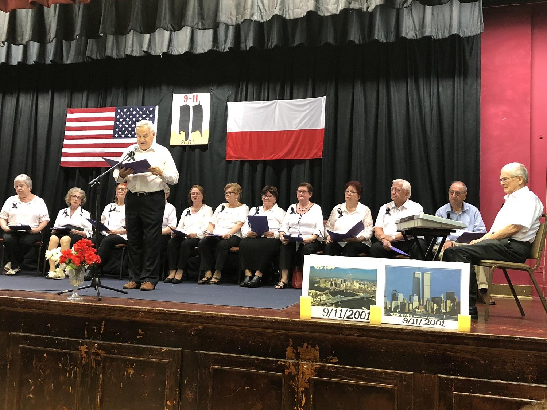 Polonia pamiętała o 17- tej rocznicy ataków terrorystycznych z 11 września na NYC