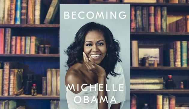 """Michelle Obama w Chicago rozpocznie promocję swojej książki """"Becoming"""""""
