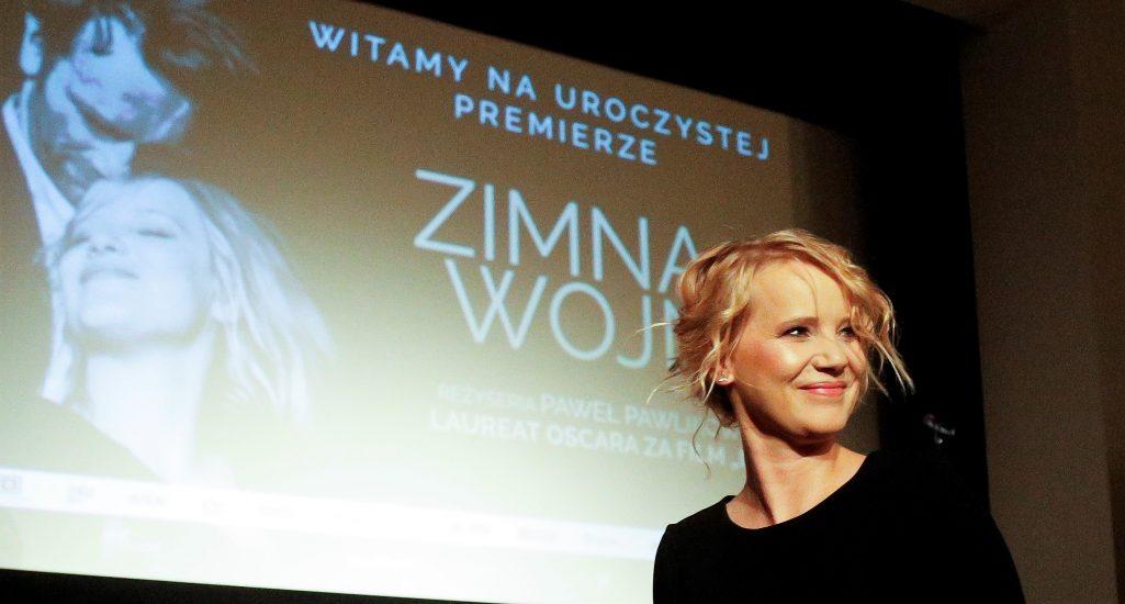 """USA: Rozpoczęto przedoscarową promocję filmu """"Zimna Wojna"""""""