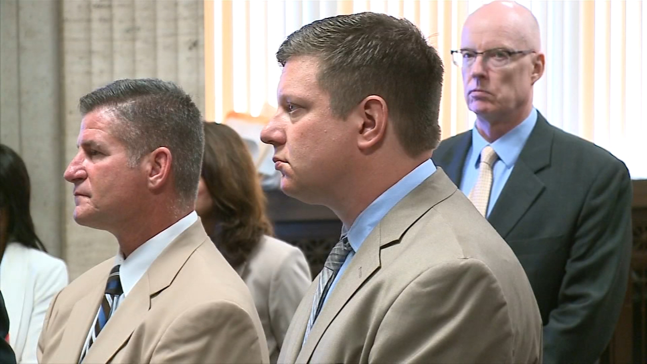 Zaostrzone środki bezpieczeństwa w związku z procesem Jasona Van Dyke'a