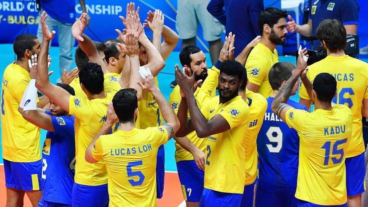 Siatkówka – MŚ – Brazylia w finale