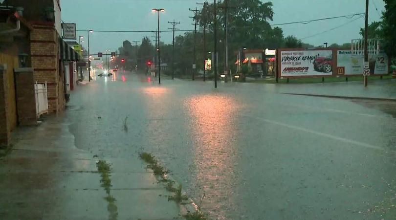 Na ponad 200 milionów dolarów wyceniono straty po ulewnych deszczach w Wisconsin