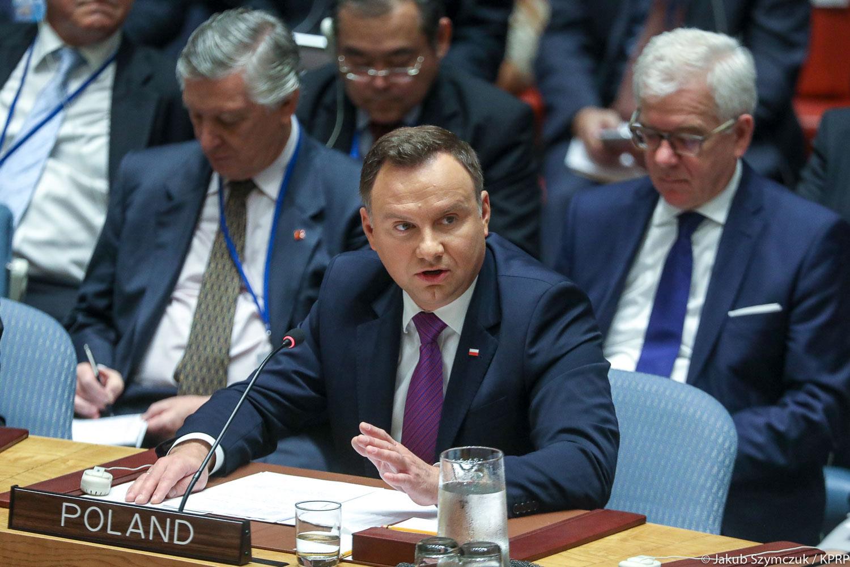 Prezydent Duda nie poleci do Izraela na Światowe Forum Holokaustu. Powód: Brak możliwości wygłoszenia przemówienia