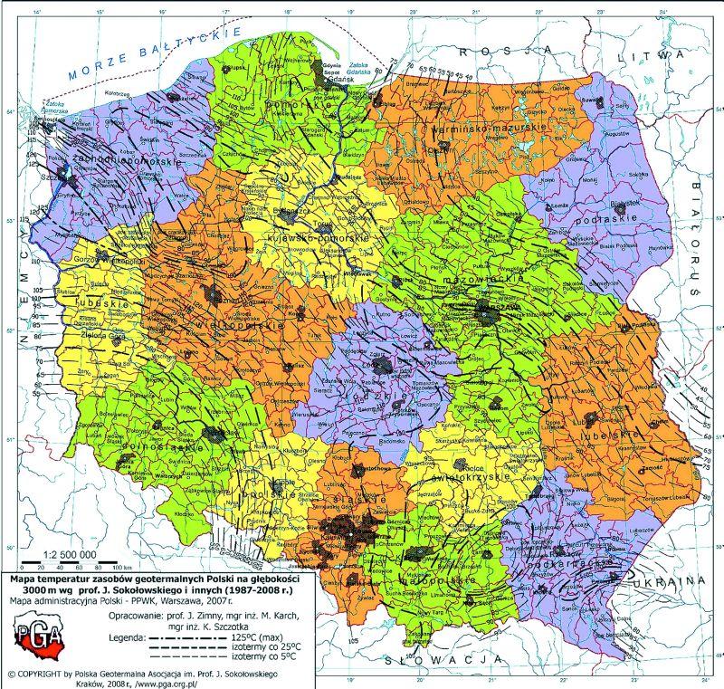 Geotermia: Polska wykorzystuje tylko 30 procent swojego potencjału