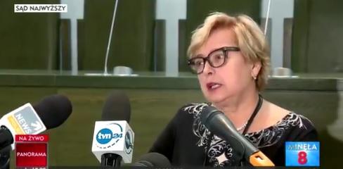 Rzecznik SN: Premier Morawiecki podczas rozmowy z profesor Gersdorf, pytał ją, jak rozwiązać sytuację wokół sądownictwa