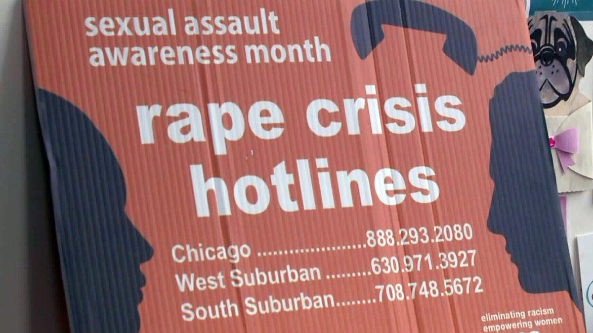 W Chicago wzrosła liczba zgłoszeń gwałtu