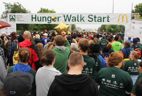 Marsz dla głodujących