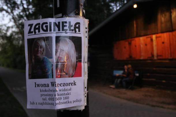 Gdańsk: Prokuratura Krajowa poprosiła o akta sprawy zaginionej w niewyjaśnionych okolicznościach Iwony Wieczorek