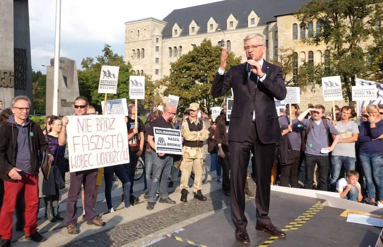 Prezydent Jacek Jaśkowiak przeprowadzi lekcje religii w trakcie strajku nauczycieli?