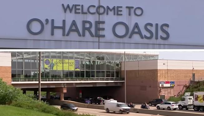 W środę zamknięta zostanie O'Hare Oasis na autostradzie I-294