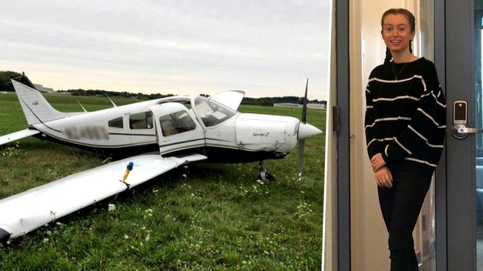 17-latka musiała awaryjnie lądować podczas swojego pierwszego samodzielnego lotu