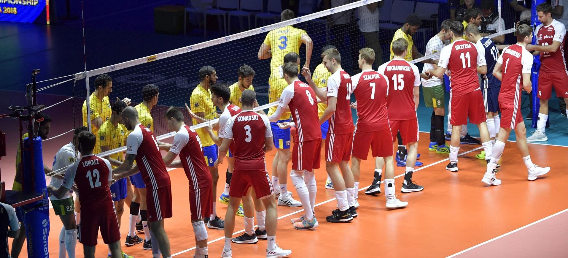 """MŚ w siatkówce: """"Polskę stać na ogranie Brazylii. Z przyjemnością to obejrzę"""""""