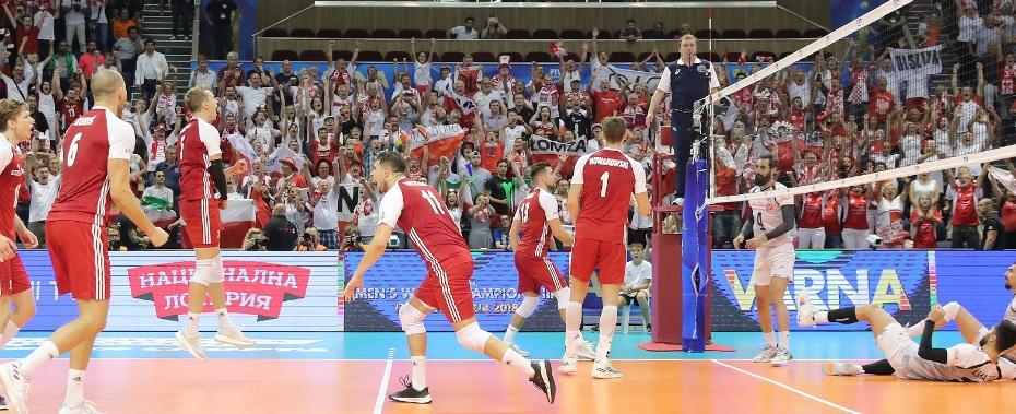 Siatkówka – MŚ – Polska wygrała z Iranem 3:0!