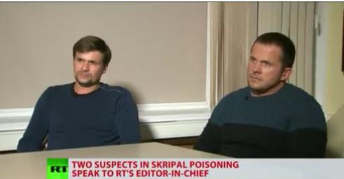 UE obejmie sankcjami funkcjonariuszy GRU za atak w Salisbury