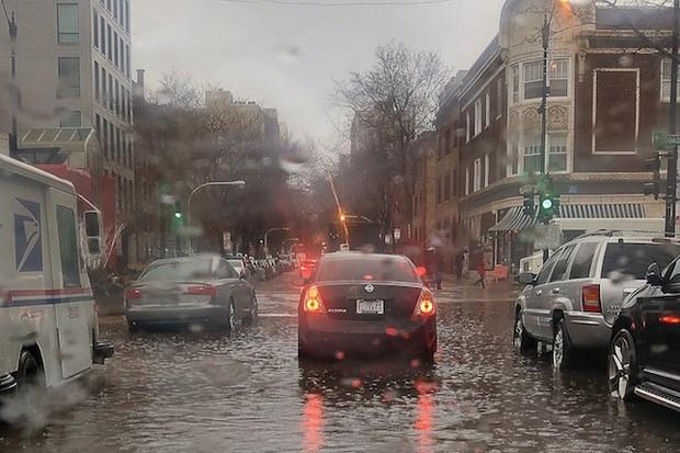 Tak deszczowego Labor Day w Chicago nie było od 1912 roku