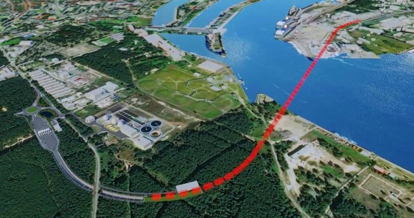 Świnoujście: Podpisanie umowy na budowę tunelu między wyspą Uznam a wyspą Wolin