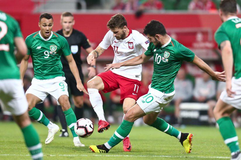 Polska zremisowała z Irlandią. Mateusz Klich uratował nas przed wpadką