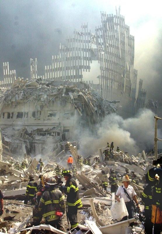 Ameryka oddaje hołd ofiarom zamachów z 11 września 2001 roku