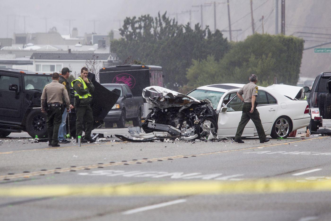 W Los Angeles ginie najwięcej ludzi w wypadkach samochodowych. Chicago na 7. miejscu