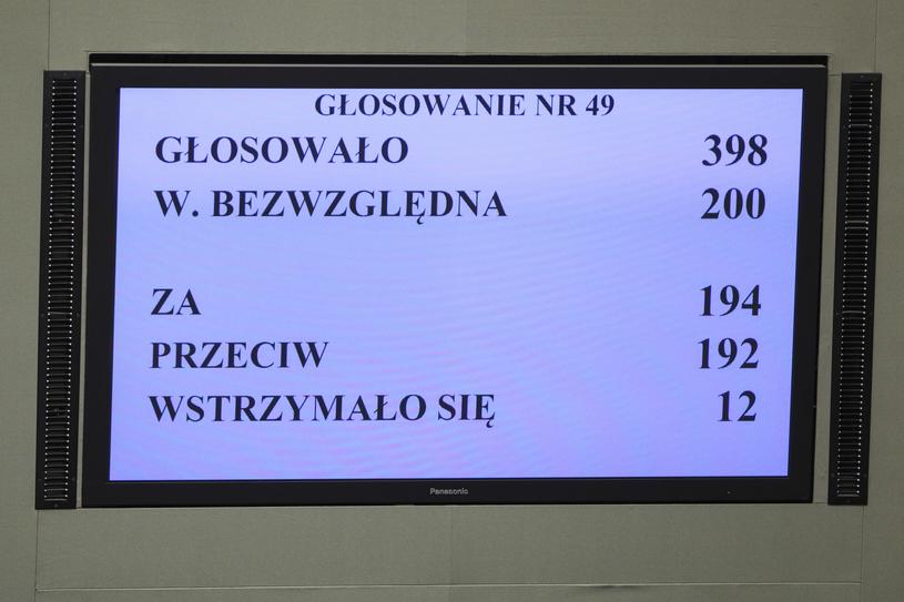 Podział w PiS-ie: Sejm nie wybrał Rzecznika Praw Dziecka