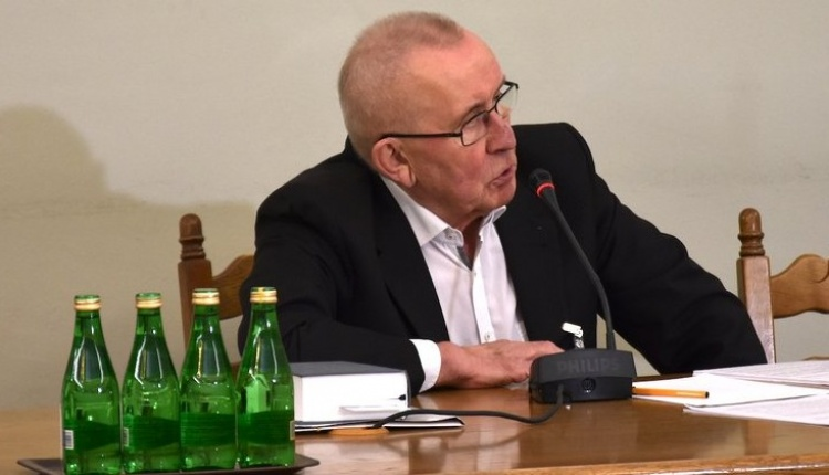 Andrzej Czuma, minister sprawiedliwości w rządzie PO-PSL zeznawał przed komisją vatowską [wideo]