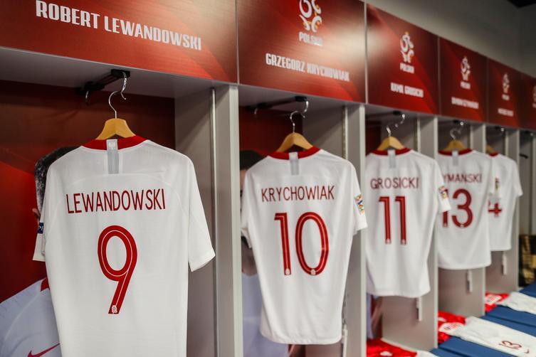 Piłka nożna – LN – Składy reprezentacji Polski i Portugalii