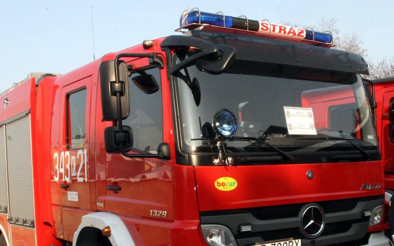 Małopolska: Ciągnik przejechał przez traktorzystę, kiedy ten wysiadał z maszyny
