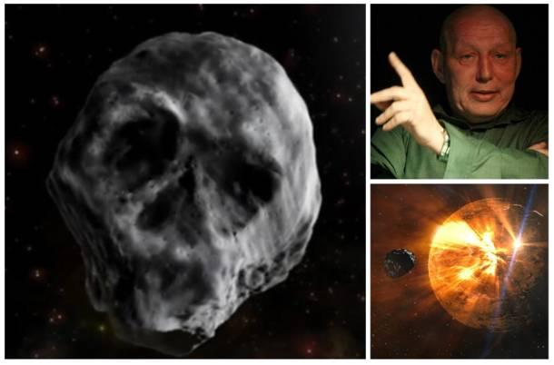 Asteroida trupia czaszka spowoduje koniec świata?