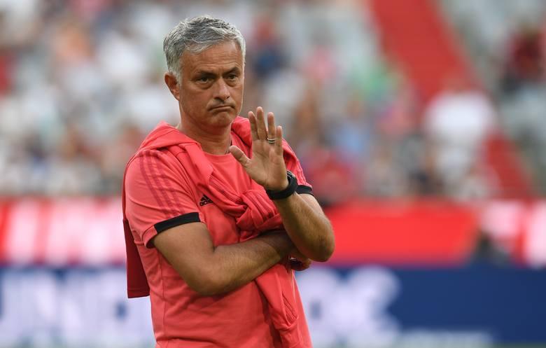 Jose Mourinho chciał, by Manchester United go zwolnił?