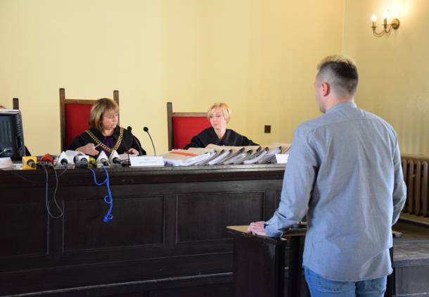 Sebastian K. nie przyznaje się do spowodowania wypadku w Oświęcimiu z udziałem limuzyny Beaty Szydło