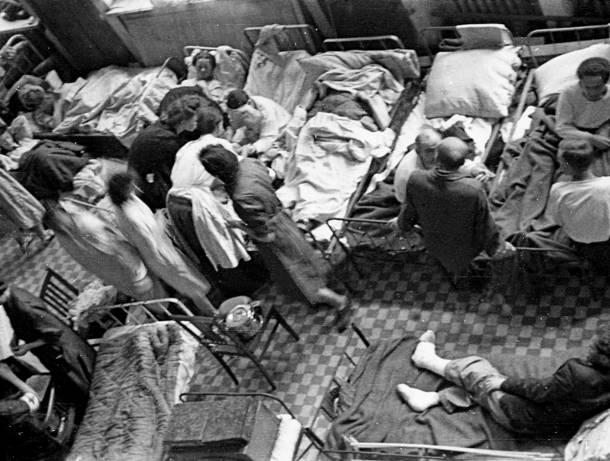Powstanie Warszawskie: Masakry popełnione przez Niemców w powstańczych szpitalach do dziś przerażają okrucieństwem