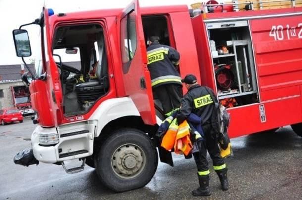 Śląsk: 35-letni strażak wykorzystał 14-latkę? Sprawę badają prokuratorzy