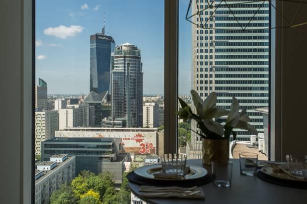 Mieszkania w Warszawie są droższe niż w Los Angeles i Chicago