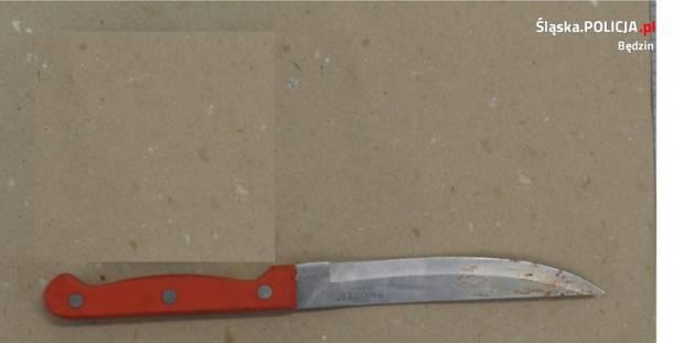 Śląsk: 32-latek ugodził swojego 17-letniego sąsiada nożem w szyję