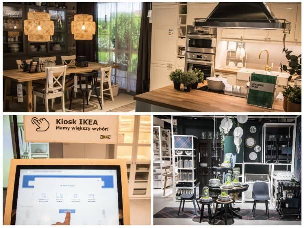 Warszawa: Pierwsza taka IKEA na świecie