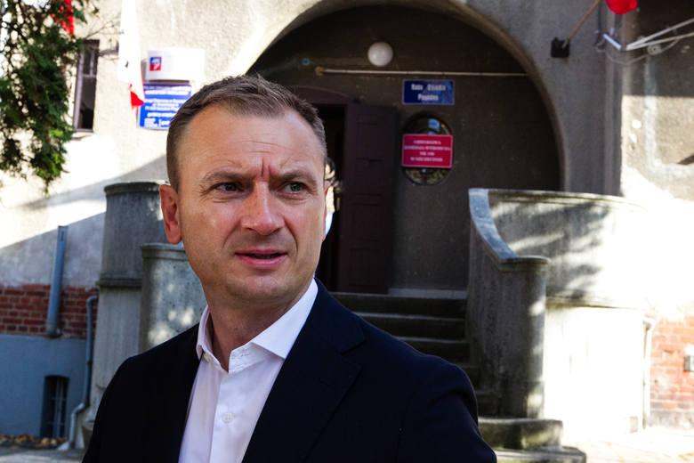 Sławomir Nitras po przegranej: Nie mam sobie nic do zarzucenia. Jesteśmy silniejsi