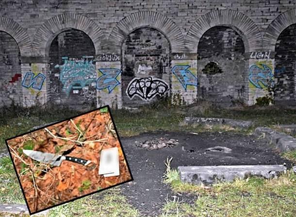 Wałbrzych: Tragiczny finał wygłupów nastolatków w ruinach byłego nazistowskiego Mauzoleum