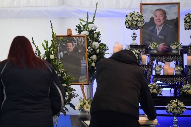 Leicester pogrążone w rozpaczy. Tragiczna śmierć właściciela klubu