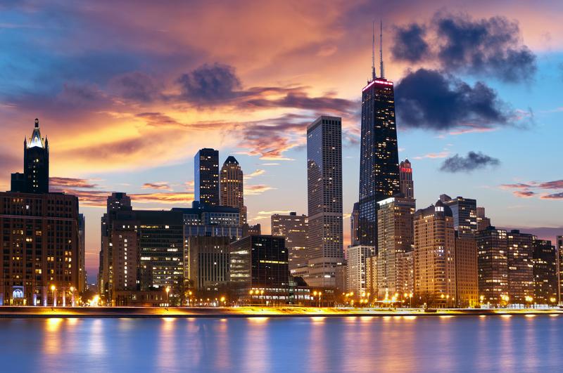 Chicago najatrakcyjniejszym miastem do zwiedzania w USA