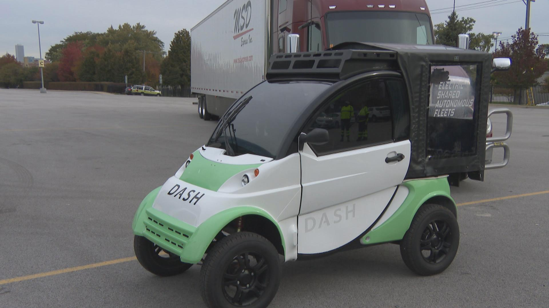 W Illinois testowane są samochody bez kierowców