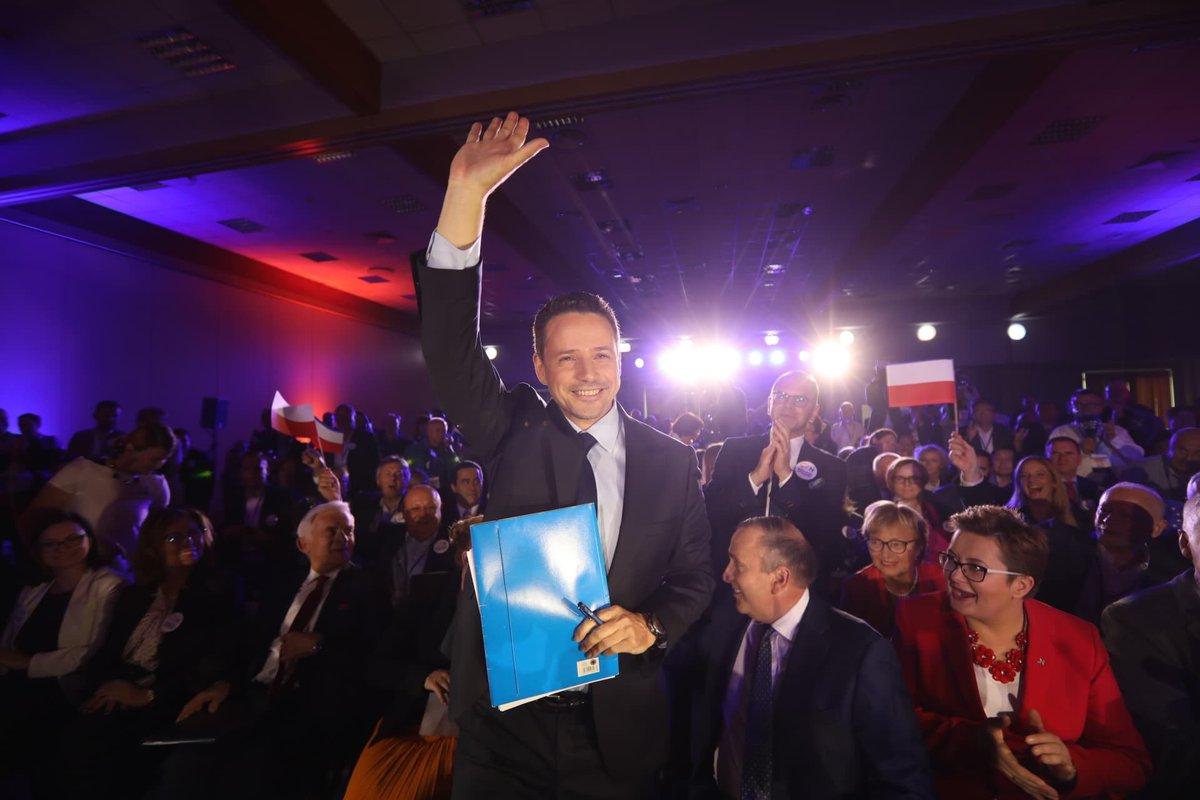 """""""Wyborowa"""" niedziela: Konwencja Koalicji Obywatelskiej w Warszawie"""