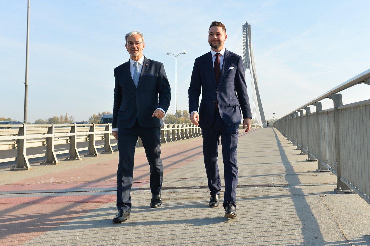 Czy inwestycje dla Warszawy będą realizowane przez rząd tylko wtedy, gdy wybory w tym mieście wygra Patryk Jaki?